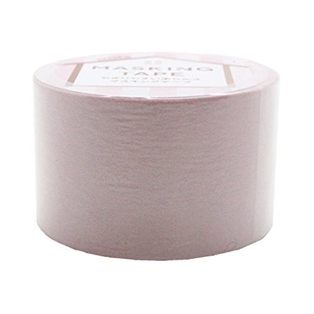 mifa Light Satin Pink Masking Washi Deco Tape Wide