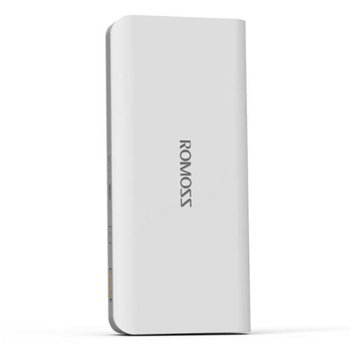 ROMOSS Solo5 10000mAh Dual USB Power Bank