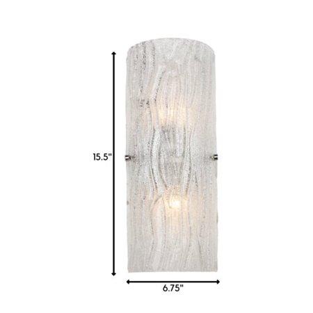 Nexus Flush - Ebern Designs Chaz 2-Light LED Flush Mount