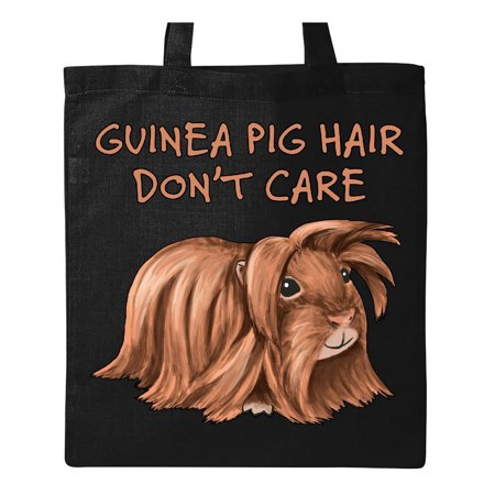 - Guinea Pig Hair Don't Care Tote Bag