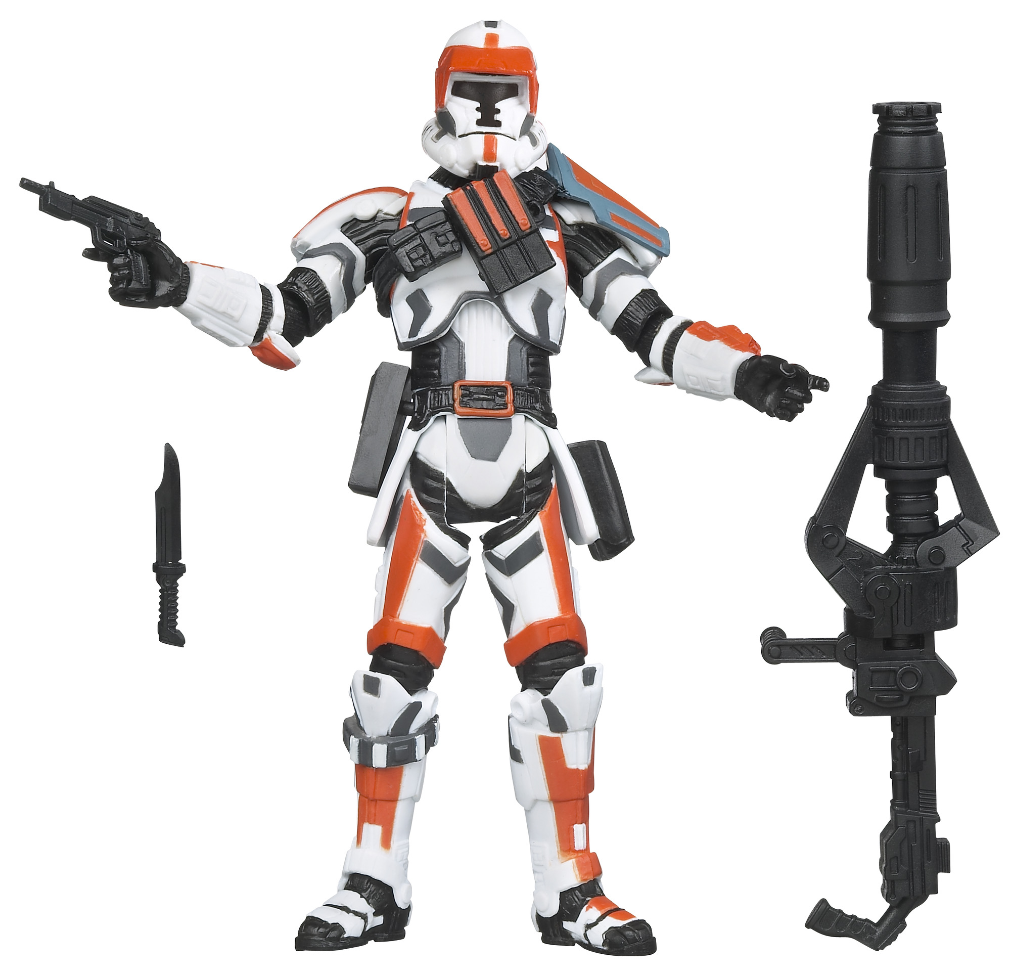 Star Wars Vintage Collection 2012 Republic Trooper Action Figure [The Old Republic]