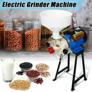 220V 2.2KW Wet&Dry Flour Mill Grinding Machine Grinder Feed Soymilk Rice Corn Coffee,Copper Wire