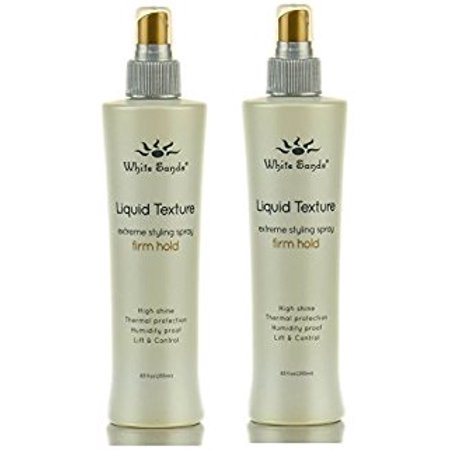 White Sands Liquid Texture Firm Hold 255ml (Set of 2)