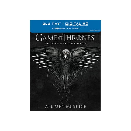 Game of Thrones: The Complete Fourth Season (Blu-ray)