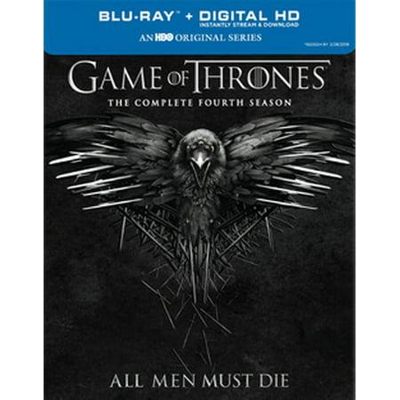 Game of Thrones: The Complete Fourth Season (Blu-ray) (Four Seasons Halloween)