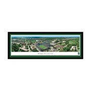 "Michigan State Spartans 16"" x 42"" Select Frame Panoramic Wall Art"