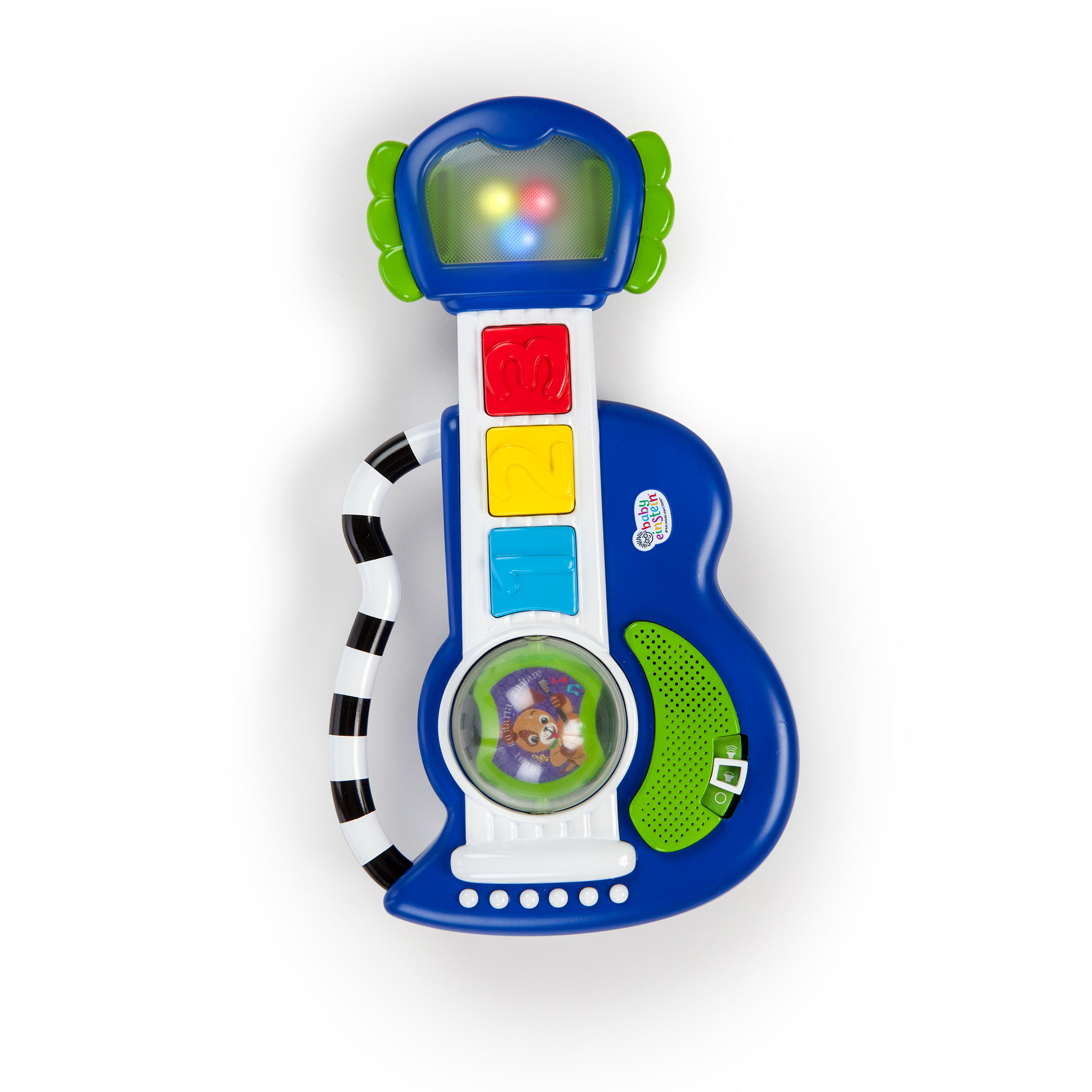 Baby Einstein Rock, Light & Roll Guitar Toy