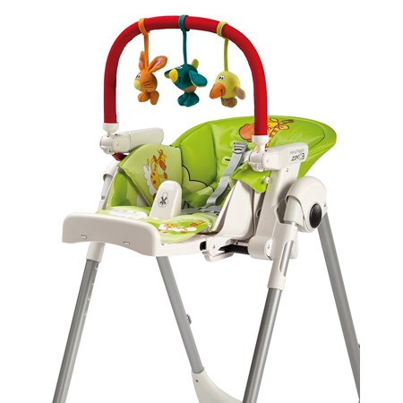 Play Bar, Attaches directly to Tatamia, Siesta, Prima Pappa Best, Prima Pappa Diner and Prima Pappa Zero 3 By Peg (Peg Perego Prima Pappa Best High Chair)
