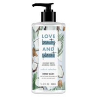 Love Beauty and Planet Radical Refresher Coconut Water & Mimosa Flower Hand Wash 13.5 oz