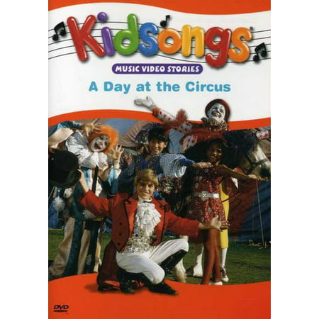 Kidsongs: Day at Circus (DVD) (Family Circus Halloween 2017)