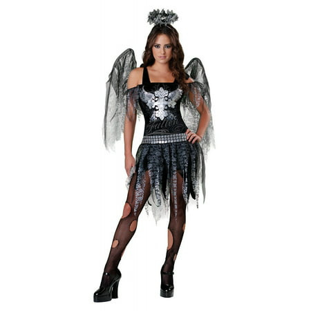 Beautiful Angel Costumes (Dark Angel Teen/Junior Costume - Teen)