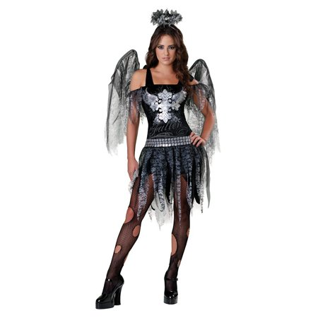 Dark Angel Teen/Junior Costume - Teen Medium - Bad Angel Costumes
