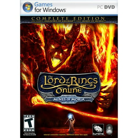 The Lord of the Rings: Mines of Moria - PC Lord Of The Rings Role Playing Game