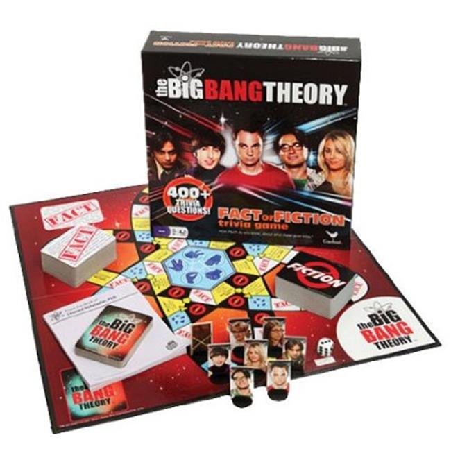 Brybelly TTTI-002 The Big Bang Theory Trivia Game by