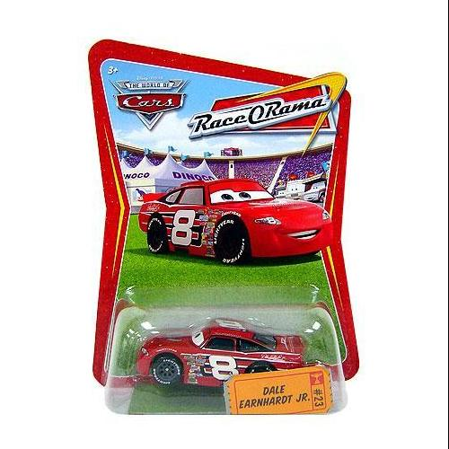 Disney Cars Race-O-Rama Dale Earnhardt Jr. Diecast Car