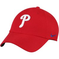 7667cba334e Product Image Philadelphia Phillies Nike Heritage 86 Stadium Performance Adjustable  Hat - Red - OSFA