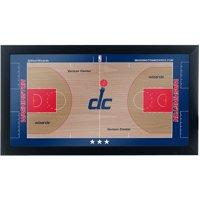 Washington Wizards Official NBA Court Framed Plaque