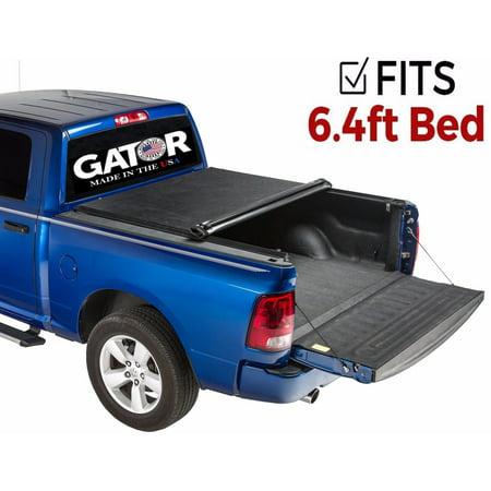 Gator Sr2 Roll Up Tonneau Bed Cover 2019 Dodge Ram 1500 6 4 Bed