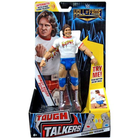 Wwe Roddy Piper (WWE Wrestling Tough Talkers Rowdy Roddy Piper Action)