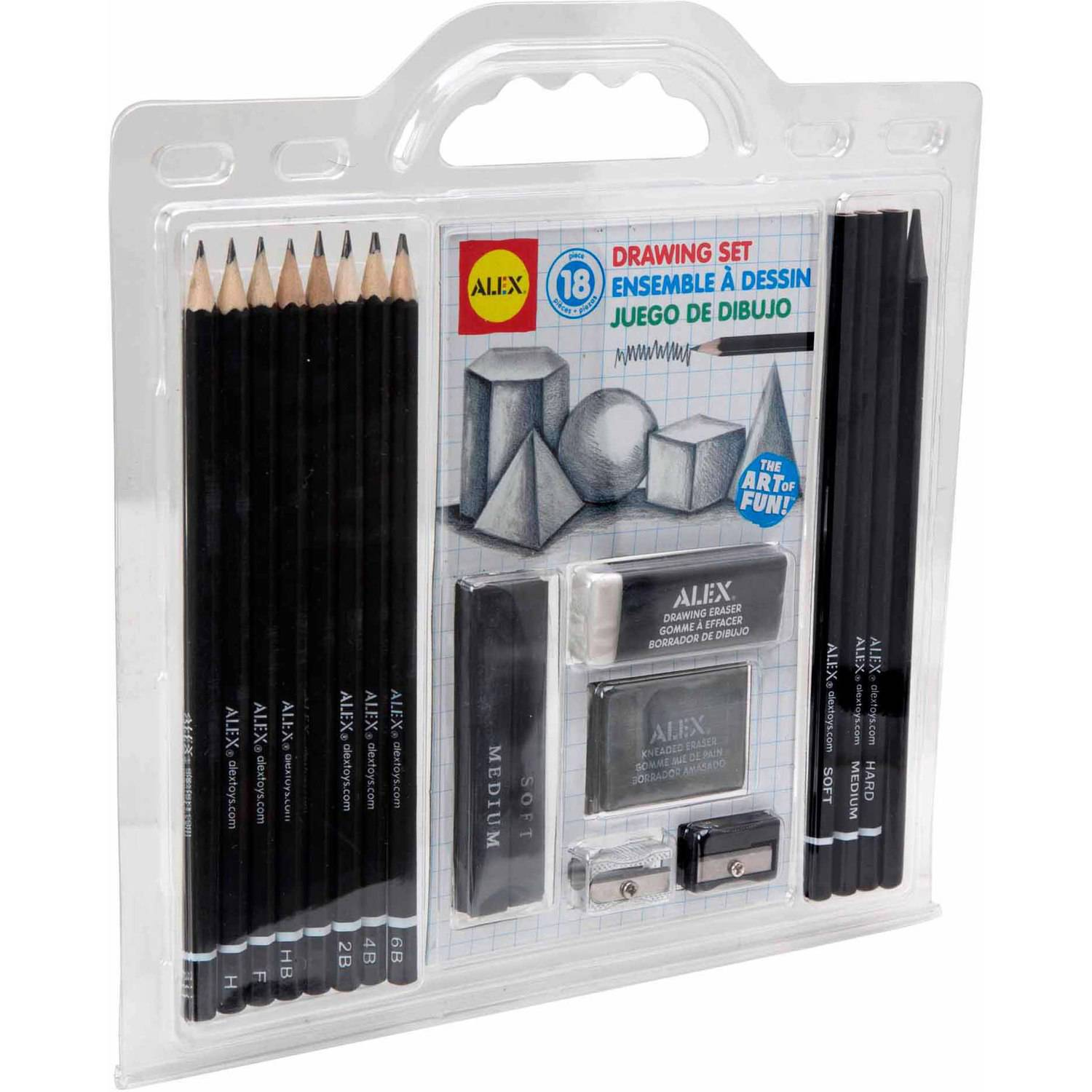 ALEX Toys Artist Studio Drawing Set