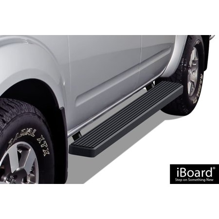 iBoard Running Board For Nissan Frontier Crew Cab 4 Full Size Door