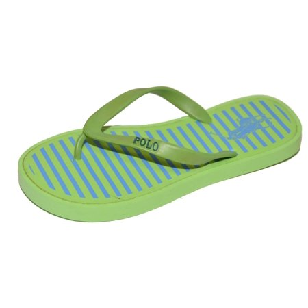 2135d1cdd Polo Ralph Lauren Men s Hollins Thongs Flip Flops Sandals - Walmart.com