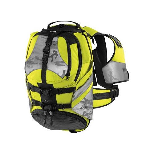 Icon Squad 2 Backpack Military Spec Yellow