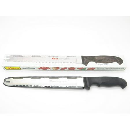MAREX KINRYU SEKI JAPAN FROZEN FOOD BREAD UTILITY KITCHEN CUTLERY SLICER KNIFE (Excluding Frozen Bread)
