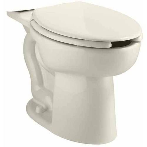 American Standard 3483.001.020 Cadet Right-Height Elongated Bowl, Available in Various Colors