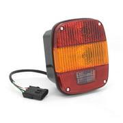Omix-ADA Tail Light; 97-06 Jeep Wrangler Tj Export 12403.43