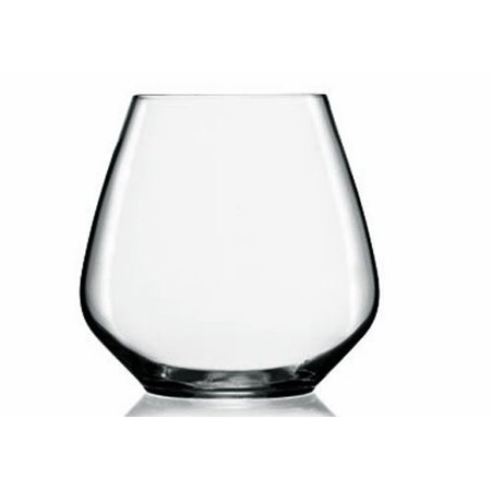 Luigi Bormioli Atelier  Pinot Noir Stemless 20oz , Set of - Pinot Blanc Viognier Wine