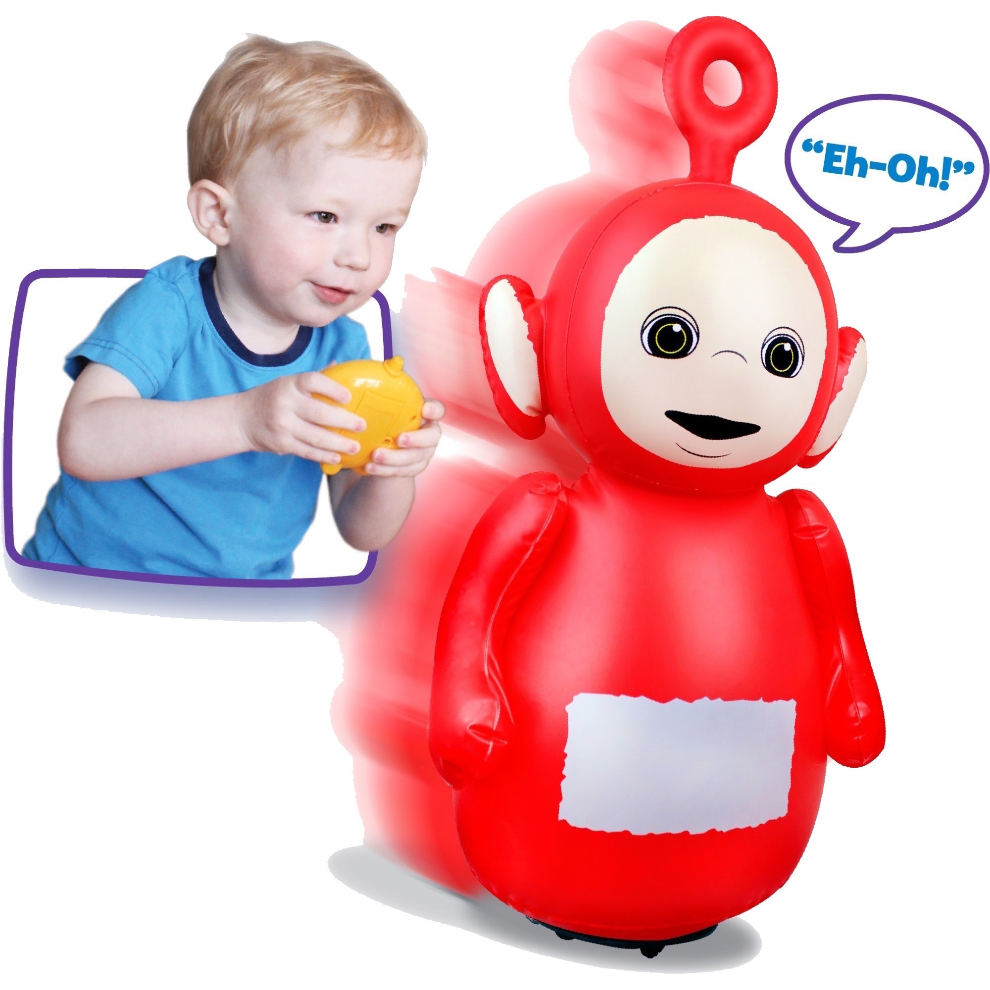 R/C Inflatable Teletubbies Po