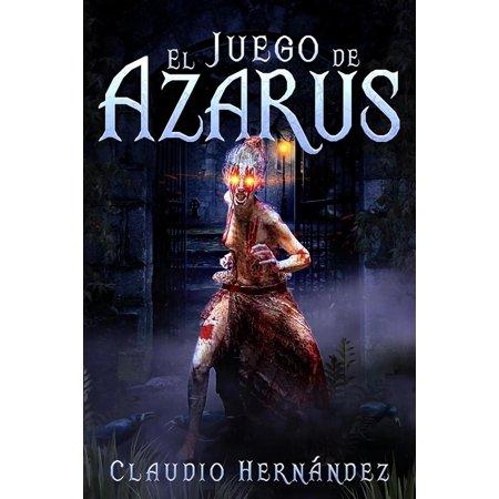 El Juego de Azarus - eBook (Juegos De Halloween De Terror)