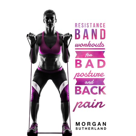 Resistance Band Workouts for Bad Posture and Back Pain - (Best Exercise For Bad Back)