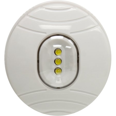 GE Battery Operated LED Touch Light, Circle, 17422