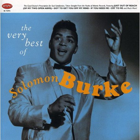 The Very Best Of Solomon Burke (CD)