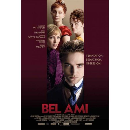 Posterazzi MOVCB60205 Bel Ami Movie Poster - 27 x 40 in. - image 1 de 1