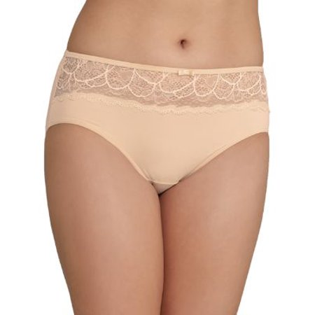 Bali Womens Lace Desire Microfiber Hipster Style-LD63