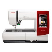 Best Janome Embroidery Machines - Janome 9900 Sewing and Embroidery Machine with Bonus Review