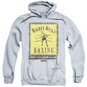 Creed Micks Poster Mens Pullover Hoodie