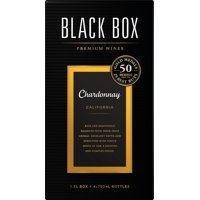 Black Box Chardonnay, White Wine, 3 L Box