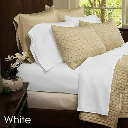 Rayon made from Bamboo Bed Sheets Set - Cal King, King, Queen, Full, Twin ()