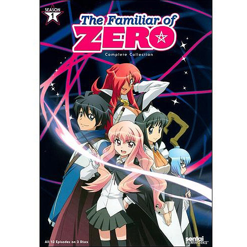The Familiar Of Zero: Season 1 (Widescreen)