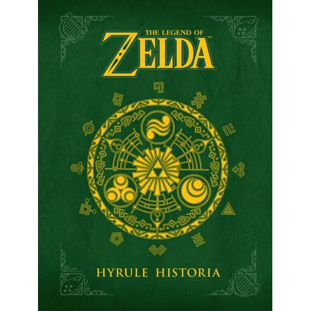 LEGEND OF ZELDA: HYRULEHISTORIA