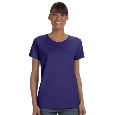 Lilac Sapphire - G500L Heavy Cotton Missy Fit T-Shirt -Lilac-2X-Large