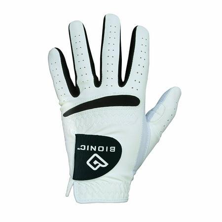 Bionic Glove - Bionic Men's RelaxGrip Golf Glove (Cadet X-Large, Left Hand) By Bionic Gloves