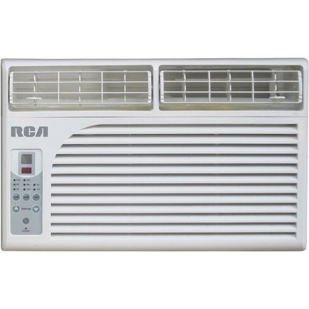 Rca Products 6000 Btu Window Mounted Air Conditioner With Remote