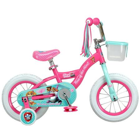 """Nickelodeon's PAW Patrol: Skye Girls' Sidewalk Bike, 12"""" wheels"""
