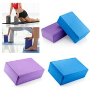 Pilates EVA Yoga Foam Block Brick Sports Exercise Fitness Gym Workout Stretching Aid by Gearonic