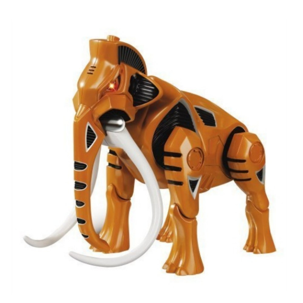 Mega Bloks Magnext Magna-saurs Woolly Mammoth Building